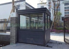 钢结构门卫岗亭-05